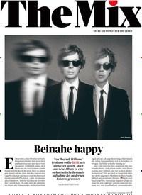 Titelbild der Ausgabe 12/2019 von NEUES AUS POPKULTUR UND LEBEN: Beinahe happy. Zeitschriften als Abo oder epaper bei United Kiosk online kaufen.