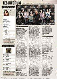 Titelbild der Ausgabe 8/2019 von LESERFORUM. Zeitschriften als Abo oder epaper bei United Kiosk online kaufen.