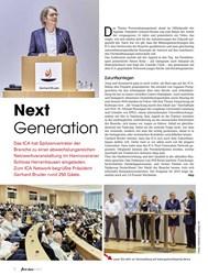 Titelbild der Ausgabe 8/2019 von Next Generation. Zeitschriften als Abo oder epaper bei United Kiosk online kaufen.