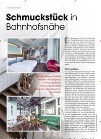 Titelbild der Ausgabe 9/2019 von Schmuckstück in Bahnhofsnähe. Zeitschriften als Abo oder epaper bei United Kiosk online kaufen.