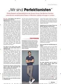 """Titelbild der Ausgabe 10/2019 von """"Wir sind Perfektionisten"""". Zeitschriften als Abo oder epaper bei United Kiosk online kaufen."""