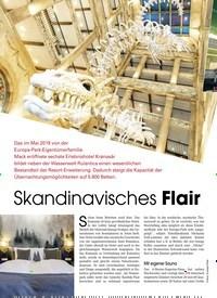 Titelbild der Ausgabe 11/2019 von Skandinavisches Flair. Zeitschriften als Abo oder epaper bei United Kiosk online kaufen.