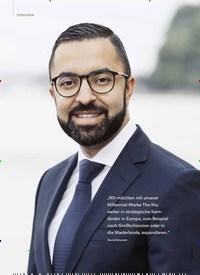 Titelbild der Ausgabe 2/2020 von GESTEUERTE EXPANSION. Zeitschriften als Abo oder epaper bei United Kiosk online kaufen.