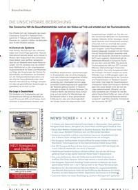 Titelbild der Ausgabe 3/2020 von DIE UNSICHTBARE BEDROHUNG. Zeitschriften als Abo oder epaper bei United Kiosk online kaufen.