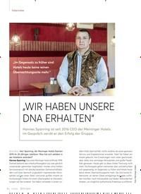 """Titelbild der Ausgabe 3/2020 von """"WIR HABEN UNSERE DNA ERHALTEN"""". Zeitschriften als Abo oder epaper bei United Kiosk online kaufen."""