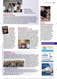Titelbild der Ausgabe 5/2019 von Nachwuchs im Westen. Zeitschriften als Abo oder epaper bei United Kiosk online kaufen.