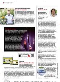 Titelbild der Ausgabe 5/2019 von Nachgefragt! Stichwort: WLTP. Zeitschriften als Abo oder epaper bei United Kiosk online kaufen.