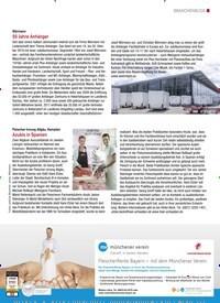 Titelbild der Ausgabe 5/2019 von Azubis in Spanien. Zeitschriften als Abo oder epaper bei United Kiosk online kaufen.
