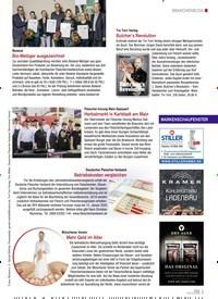 Titelbild der Ausgabe 6/2019 von BRANCHENBLICK. Zeitschriften als Abo oder epaper bei United Kiosk online kaufen.