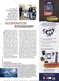 Titelbild der Ausgabe 1/2020 von KOOPERATION INTENSIVIERT. Zeitschriften als Abo oder epaper bei United Kiosk online kaufen.