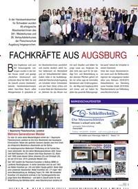 Titelbild der Ausgabe 1/2020 von FACHKRÄFTE AUS AUGSBURG. Zeitschriften als Abo oder epaper bei United Kiosk online kaufen.