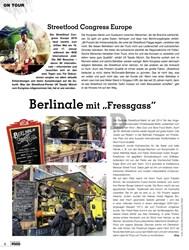"""Titelbild der Ausgabe 1/2019 von Berlinale mit """"Fressgass"""". Zeitschriften als Abo oder epaper bei United Kiosk online kaufen."""