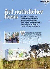 Titelbild der Ausgabe 2/2019 von Auf natürlicher Basis. Zeitschriften als Abo oder epaper bei United Kiosk online kaufen.
