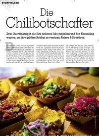 Titelbild der Ausgabe 2/2019 von Die Chilibotschafter. Zeitschriften als Abo oder epaper bei United Kiosk online kaufen.