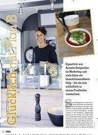 Titelbild der Ausgabe 2/2019 von Glücklich mit Plan B. Zeitschriften als Abo oder epaper bei United Kiosk online kaufen.