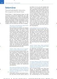 Titelbild der Ausgabe 1/2020 von Interview. Zeitschriften als Abo oder epaper bei United Kiosk online kaufen.