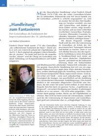 """Titelbild der Ausgabe 1/2020 von """"Handleitung"""" zum Fantasieren. Zeitschriften als Abo oder epaper bei United Kiosk online kaufen."""