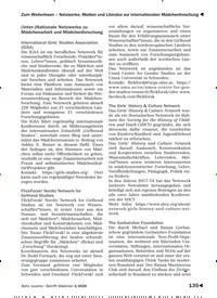 Titelbild der Ausgabe 3/2020 von Zum Weiterlesen – Netzwerke, Medien und Literatur zur internationalen Mädchenforschung: (Inter-)Nationale Netzwerke zu Mädchenarbeit und Mädchenforschun. Zeitschriften als Abo oder epaper bei United Kiosk online kaufen.