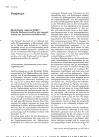 Titelbild der Ausgabe 3/2020 von Vorgänge. Zeitschriften als Abo oder epaper bei United Kiosk online kaufen.