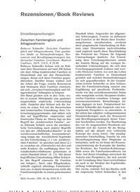 Titelbild der Ausgabe 1/2020 von Einzelbesprechungen: Zwischen Familienglück und Alltagswahnsinn. Zeitschriften als Abo oder epaper bei United Kiosk online kaufen.