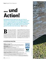 Titelbild der Ausgabe 10/2019 von Event: Bergfilm-Festival Tegernsee: … und Action!. Zeitschriften als Abo oder epaper bei United Kiosk online kaufen.