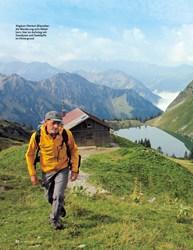 Titelbild der Ausgabe 10/2019 von Allgäu: Bergwandern: Allgäuer Perlen. Zeitschriften als Abo oder epaper bei United Kiosk online kaufen.