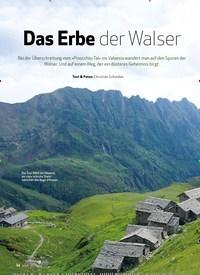 Titelbild der Ausgabe 12/2019 von Piemont: Das Erbe der Walser. Zeitschriften als Abo oder epaper bei United Kiosk online kaufen.