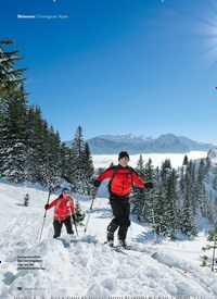 Titelbild der Ausgabe 12/2019 von Skitouren: Chiemgauer Alpen: Pulverzucker. Zeitschriften als Abo oder epaper bei United Kiosk online kaufen.