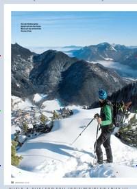 Titelbild der Ausgabe 1/2020 von Ammergauer Alpen | Schneesschuhwandern: Ob er aber uber Oberammergau …. Zeitschriften als Abo oder epaper bei United Kiosk online kaufen.
