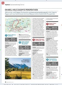 Titelbild der Ausgabe 2/2020 von Spitzenwanderweg: Service: EIN WEG, VIELE ZUGSPITZ-PERSPEKTIVEN. Zeitschriften als Abo oder epaper bei United Kiosk online kaufen.