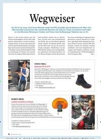 Titelbild der Ausgabe 4/2020 von Wegweiser. Zeitschriften als Abo oder epaper bei United Kiosk online kaufen.