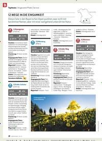 Titelbild der Ausgabe 4/2020 von 12 WEGE IN DIE EINSAMKEITAMKEIT. Zeitschriften als Abo oder epaper bei United Kiosk online kaufen.