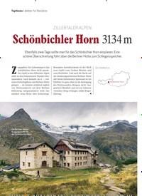 Titelbild der Ausgabe 6/2020 von Topthema | 3000er für Wanderer: ZILLERTALER ALPEN: Schönbichler Horn 3134 m. Zeitschriften als Abo oder epaper bei United Kiosk online kaufen.