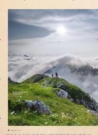 Titelbild der Ausgabe 7/2020 von Nachhaltig wandern: Topthema: Zehn Tage durch die bayerischen Hausberge: Alles auf GRÜN. Zeitschriften als Abo oder epaper bei United Kiosk online kaufen.