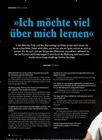Titelbild der Ausgabe 7/2020 von Interview: Kilian Jornet: »Ich möchte viel über mich lernen«. Zeitschriften als Abo oder epaper bei United Kiosk online kaufen.