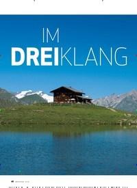 Titelbild der Ausgabe 10/2020 von Hohe Tauern | Bergwandern: IM DREIKLANG. Zeitschriften als Abo oder epaper bei United Kiosk online kaufen.