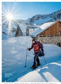 Titelbild der Ausgabe 1/2021 von Ötztal: Wandern im Winter: Frisch und frei. Zeitschriften als Abo oder epaper bei United Kiosk online kaufen.