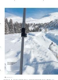 Titelbild der Ausgabe 1/2021 von Goldberggruppe: Skitouren: Im Dorfer Himmel. Zeitschriften als Abo oder epaper bei United Kiosk online kaufen.