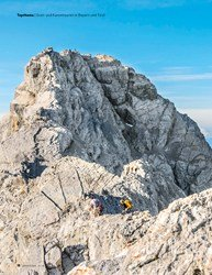 Titelbild der Ausgabe 10/2019 von Grat- und Kammtouren in Bayern und Tirol: Himmelspfade. Zeitschriften als Abo oder epaper bei United Kiosk online kaufen.
