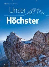 Titelbild der Ausgabe 2/2020 von Das Jahr der Zugspitze: Unser Höchster. Zeitschriften als Abo oder epaper bei United Kiosk online kaufen.