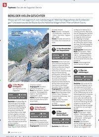 Titelbild der Ausgabe 2/2020 von Das Jahr der Zugspitze: Service: BERG DER VIELEN GESICHTER. Zeitschriften als Abo oder epaper bei United Kiosk online kaufen.