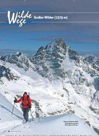 Titelbild der Ausgabe 2/2020 von Großer Wilder: Wilde Wege: Durch die Hintertur. Zeitschriften als Abo oder epaper bei United Kiosk online kaufen.