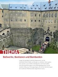 Titelbild der Ausgabe 5/2019 von THEMA: Bollwerke, Bastionen und Bombarden. Zeitschriften als Abo oder epaper bei United Kiosk online kaufen.