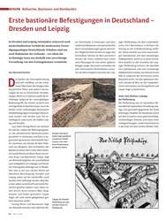 Titelbild der Ausgabe 5/2019 von Bollwerke, Bastionen und Bombarden: Erste bastionäre Befestigungen in Deutschland – Dresden und Leipzig. Zeitschriften als Abo oder epaper bei United Kiosk online kaufen.
