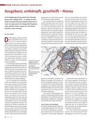 Titelbild der Ausgabe 5/2019 von Bollwerke, Bastionen und Bombarden: Ausgebaut, umkämpft, geschleift – Hanau. Zeitschriften als Abo oder epaper bei United Kiosk online kaufen.