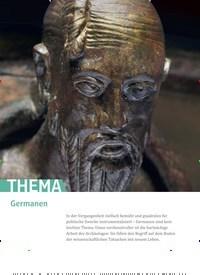 Titelbild der Ausgabe 5/2020 von Thema: Germanen. Zeitschriften als Abo oder epaper bei United Kiosk online kaufen.