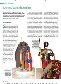 Titelbild der Ausgabe 5/2020 von Germanen: Krieger, Warlords, Räuber. Zeitschriften als Abo oder epaper bei United Kiosk online kaufen.