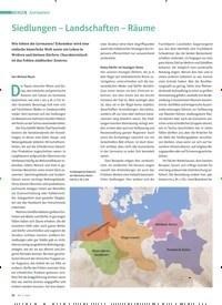 Titelbild der Ausgabe 5/2020 von Germanen: Siedlungen – Landschaften – Räume. Zeitschriften als Abo oder epaper bei United Kiosk online kaufen.