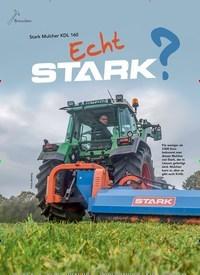 Titelbild der Ausgabe 1/2020 von Stark Mulcher KDL 160: Echt STARK?. Zeitschriften als Abo oder epaper bei United Kiosk online kaufen.