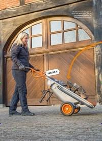 Titelbild der Ausgabe 2/2020 von Worx Aerocart 8-in-1 Multifunktions-Schubkarre WG050: Geile Karre?. Zeitschriften als Abo oder epaper bei United Kiosk online kaufen.